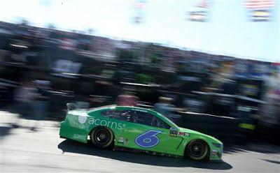 Ryan Newman's only Charlotte win is 2002 All-Star Race