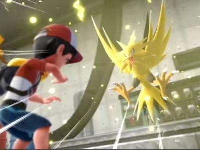 Pokemon Let's Go Legendary guide: catching Zapdos, Articuno and Moltres