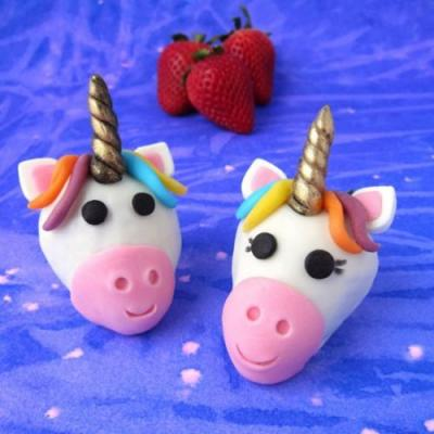 Strawberry Unicorns