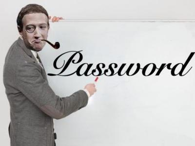 Facebook's been reportedly storing user password in plain text since 2012