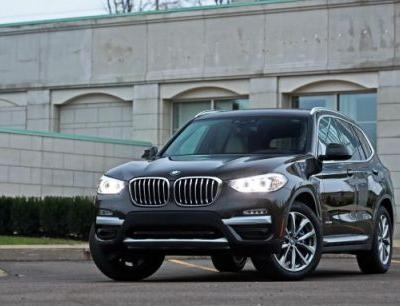 BMW X3 Diesel On its Way to U.S., and Another that Ends with M