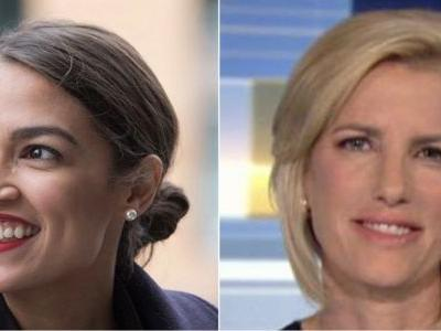 Ocasio-Cortez Lights Up Laura Ingraham, Fox News in Tweetstorm For Mocking Pronunciation of Her Name