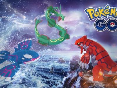Legendary Monsters Return To Pokemon Go For New Event