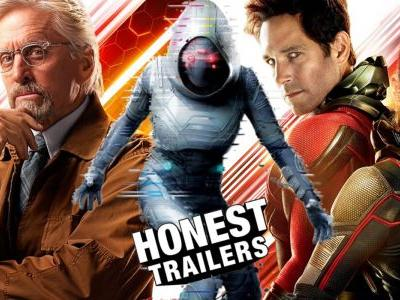 Ant-Man & The Wasp Honest Trailer: Just Slap 'Quantum' Onto Everything