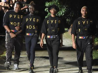 Kerby Jean-Raymond of Pyer Moss Wins the 2018 CFDA/'Vogue' Fashion Fund