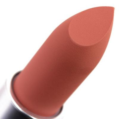MAC My Tweedy, Impulsive, Scattered Petals Powder Kiss Lipsticks Reviews & Swatches