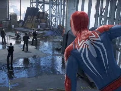Spider-Man PS4 Patch Adds New Game Plus, Puddle Stickers for Photo Mode