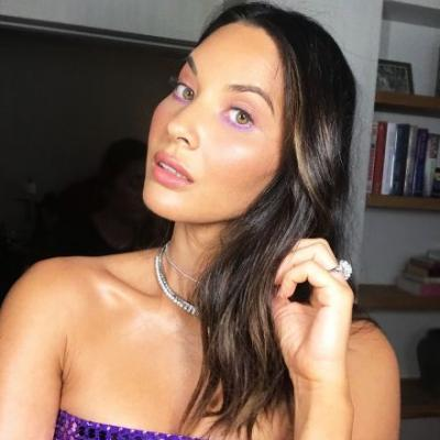 Exclusive: Getting Ready With Olivia Munn for the VMAs
