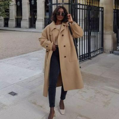 13 Camel Coats We Want to Splurge On Vs. 17 More Affordable Options