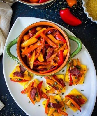 Fun, Vibrant Recipes Using Mini Sweet Peppers