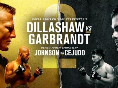 How to live stream UFC 227: watch Dillashaw vs Garbrandt 2 from anywhere