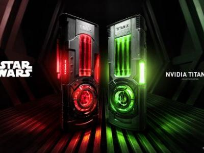 Star Wars licensing is everywhere - the tree, the rock, even Nvidia GPUs