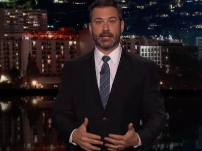 Jimmy Kimmel doubles down, slams Sen. Bill Cassidy, Trump and 'Fox & Friends' over health-care bill