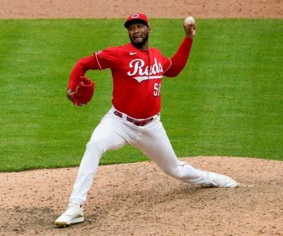Reds' Amir Garrett suspended for 7 games by MLB, appeals
