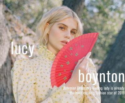 Lucy Boynton Is Already 2019's Most Exciting Fashion Star