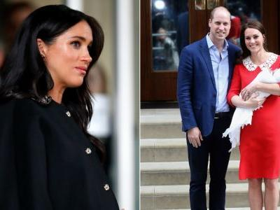 The Latest Statement From Buckingham Palace Basically Confirms You Won't See Meghan Markle Right After She Gives Birth