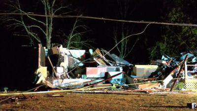 Suspected Tornado Leaves 3 Dead in Alabama
