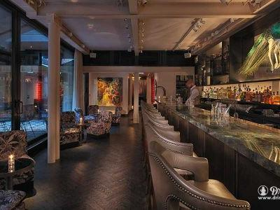 Giving Luxury a New Name: The Mandrake's Waeska Bar