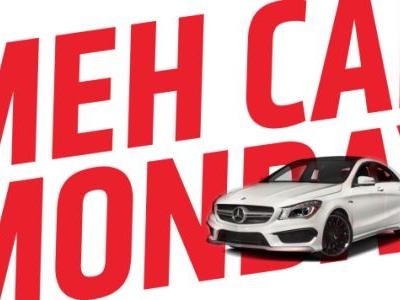Meh Car Monday: The Old Mercedes-Benz CLA Is Really Pretty Mehcedes-Boringz