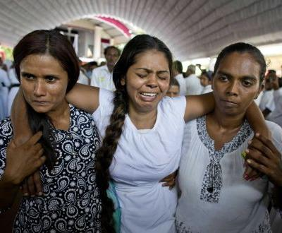 ISIS claims responsibility for Easter attack on Sri Lanka churches that killed more than 320