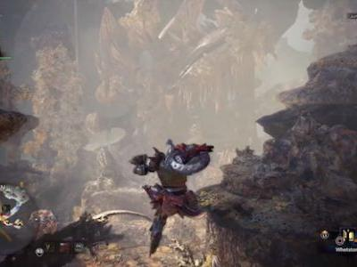 Venture Through the Rotten Vale in the Latest Monster Hunter: World Gameplay