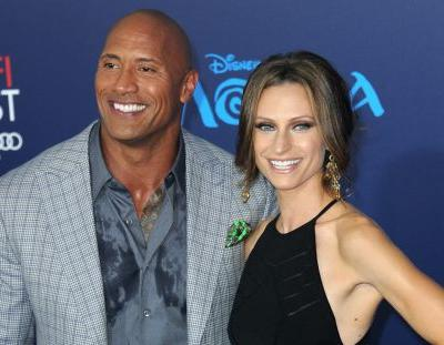 """Dwayne """"The Rock"""" Johnson's Pregnant Girlfriend Lauren Hashian Once Auditioned to Be in TLC"""