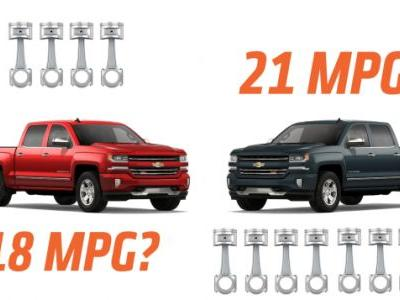 The Four-Cylinder Chevy Silverado Got Worse MPG Than The V8 Because Fuel Economy Is Complicated