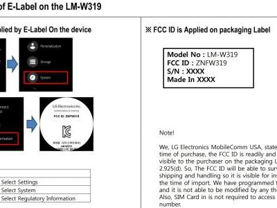 Second LG-Made Wear OS Smartwatch Certified By The FCC