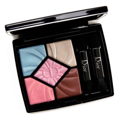 Dior Sugar Shade (257) High Fidelity Eyeshadow Palette Review & Swatches