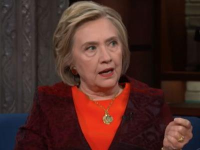 Hillary Clinton Fires Back at Trump Claims She Colluded: 'You Asked Russia to Hack Me on National Television'