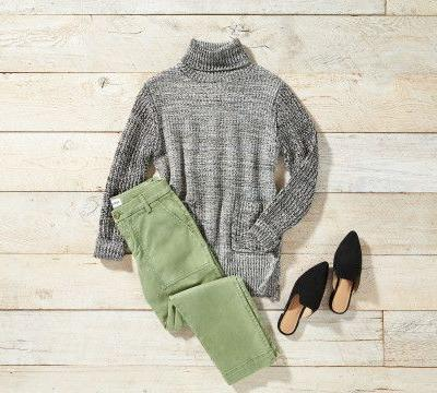 The 3 Sweaters Our Stylists All Have in Their Closets