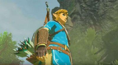 The New Breath Of The Wild Trailer Shows Link, Teases Zelda