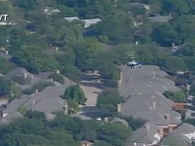 Dallas police: 2 officers shot, critically wounded