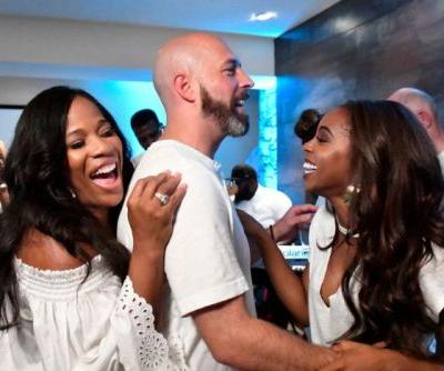 Some Sweet Swirl Love: Real Housewives Of Potomac's Candiace Dillard Is Married Now!