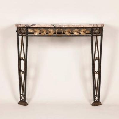 49 Elegant Wall Mounted Console Table Images