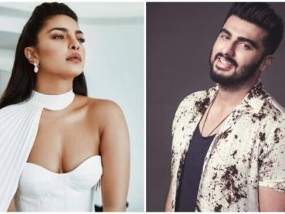 Arjun Kapoor trolls Priyanka Chopra's Cannes 2019 all-white look. Calls it Surf Excel vibes