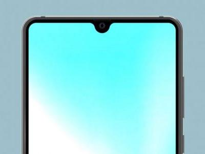 Leaked Huawei Mate 20 pics show off teardrop-shaped notch and weird camera