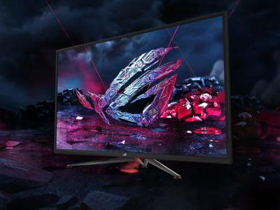 Asus reveals trio of enormous FreeSync 2 and HDR-ready gaming monitors