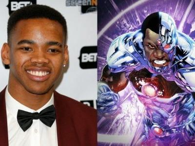 Joivan Wade Joins DC Universe's Doom Patrol as Cyborg