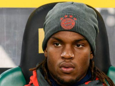 Bayern's Sanches considering future: 'I'm not allowed to play'