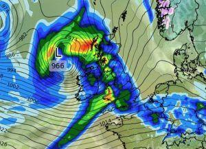 'Danger to life' storm warning for U.K