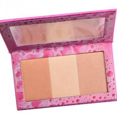 Urban Decay x Kristen Leanne Beauty Beam Highlighter Trio Review, Photos, Swatches