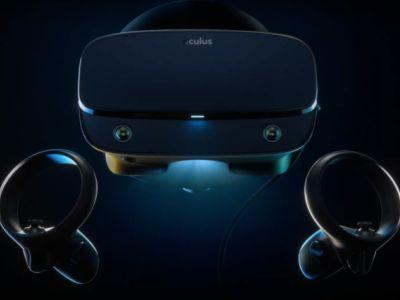 Oculus Rift's New Headset Receives Price And Release Window