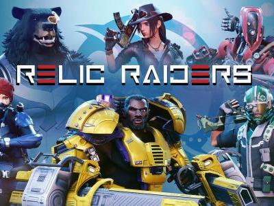 Play Relic Raiders today, a free-to-play battle royale shooter