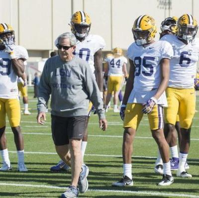 Live updates: LSU football gets back to business with annual spring game