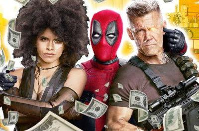 Deadpool 2 Finally Takes Down Infinity War, But Falls Short of
