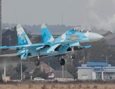 What we know about the Su-27, the Ukrainian fighter jet that recently crashed with a US pilot aboard
