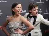 Please Join Us in Relishing Millie Bobby Brown and Noah Schnapp's Picture-Perfect Friendship