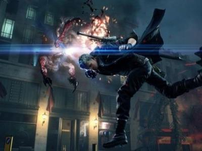 Here's Your First Look at Devil May Cry 5's Training Mode 'The Void'