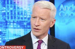 Anderson Cooper on Trump's Tweets: 'Doesn't He Have a Briefing Book on ISIS to Be Reading?'